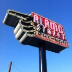 Alamo Street neon