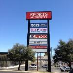Signtek - San Antonio, TX - Monument Sign