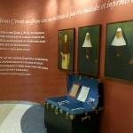 Incarnate Word Museum Wall